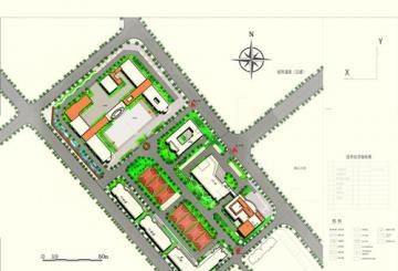 城市学院学生景观规划设计(实际案例1)