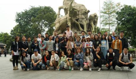 行现代广州探设计之道,观岭南风土立学之所向——16环境设计&园林专业广州采风纪实