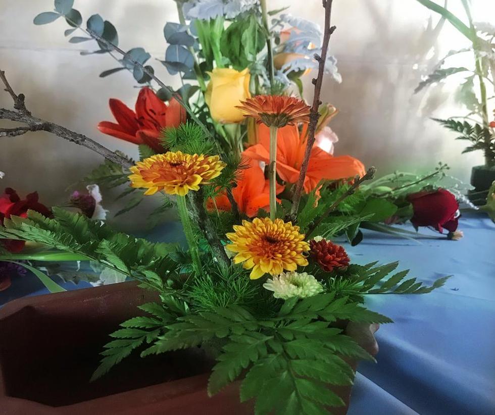 浪漫不死 花艺仙境      ------18园艺 花艺展
