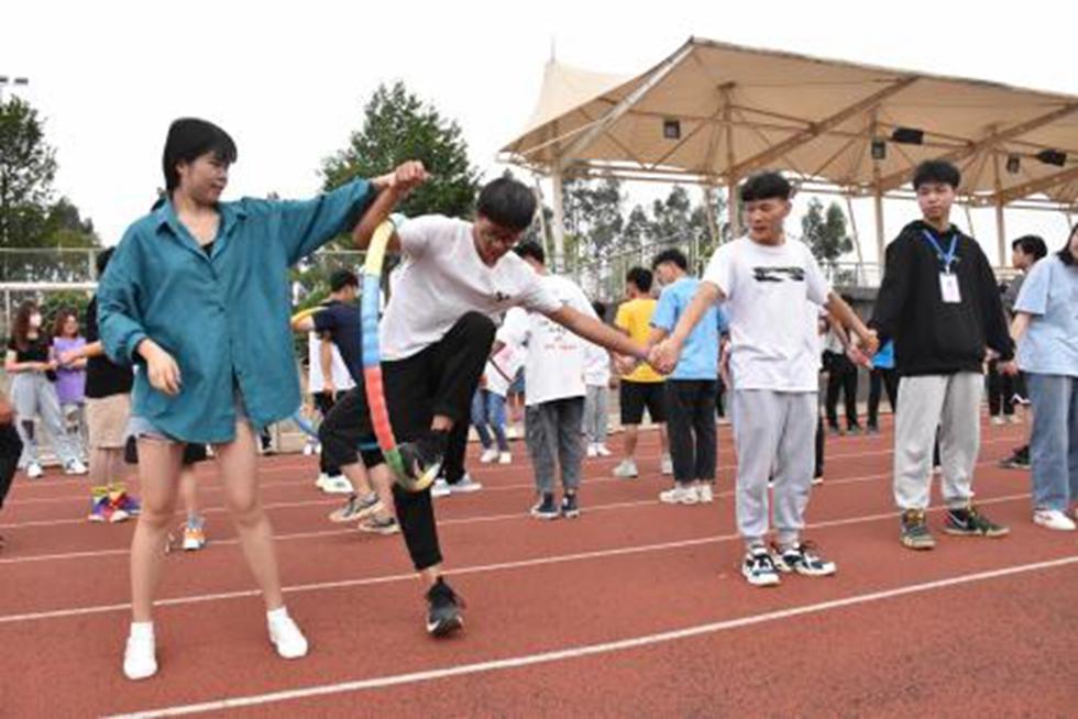快乐运动,健康青春