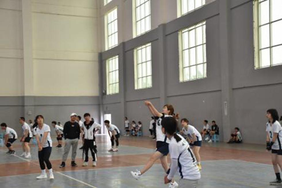 与球共舞,享受精彩